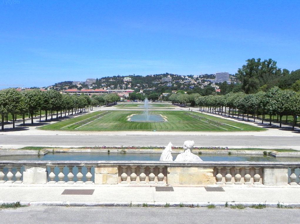 Visiter le parc bor ly horaires tarifs prix acc s for Jardin anglais marseille